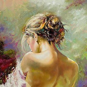 Πίνακας ζωγραφικής Girl