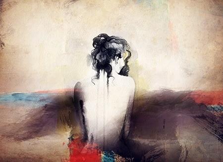 Πίνακας ζωγραφικής Woman