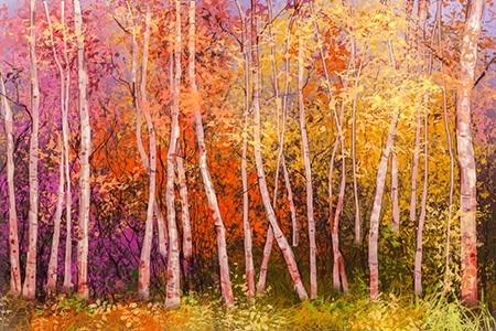 Πίνακας ζωγραφικής Logs