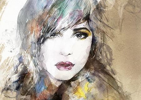 Πίνακας ζωγραφικής Woman II