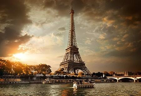 Πίνακας ζωγραφικής Eiffel Tower