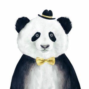 Πίνακας ζωγραφικής Panda