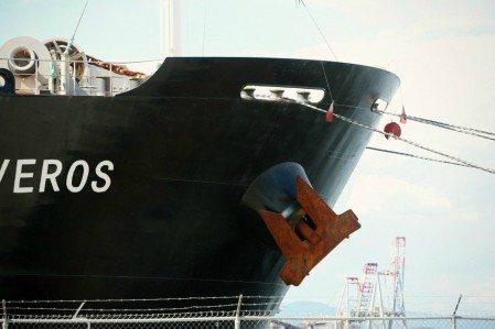 Πίνακας ζωγραφικής Tanker ship