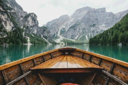 Πίνακας ζωγραφικής Into the boat