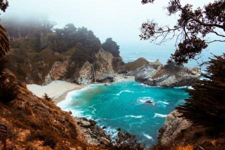 Πίνακας ζωγραφικής Beach view