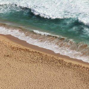 Πίνακας ζωγραφικής Sea and sand