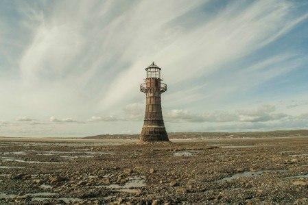 Πίνακας ζωγραφικής Old lighthouse
