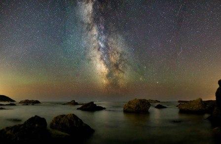 Πίνακας ζωγραφικής Night sky
