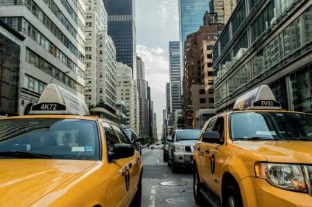 Πίνακας ζωγραφικής Taxi