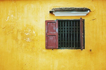 Πίνακας ζωγραφικής Window