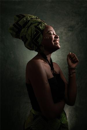 Ethnic woman I