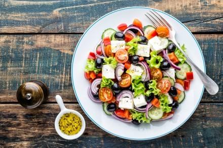 Πίνακας ζωγραφικής Greek Salad
